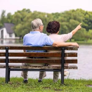 让老年人有一个幸福美满的晚年